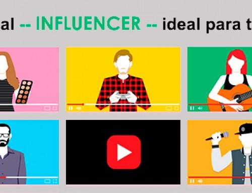 ¡Encuentra al influencer perfecto para tu empresa!