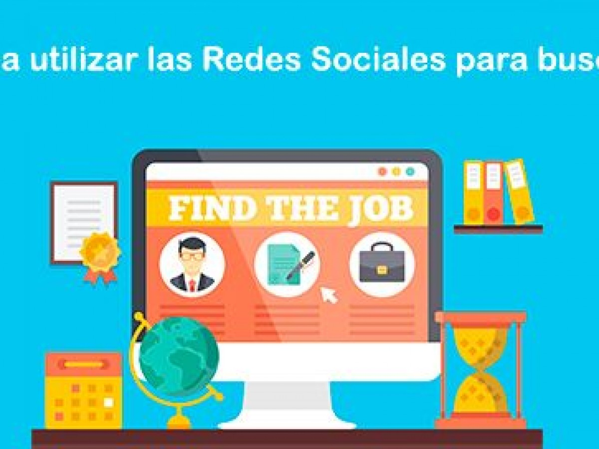 Aprende A Utilizar Las Redes Sociales Para Buscar Trabajo Seoptimer