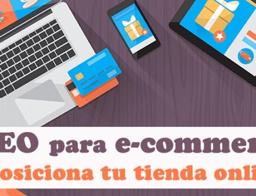 SEO para e-commerce: posiciona tu tienda online como se merece