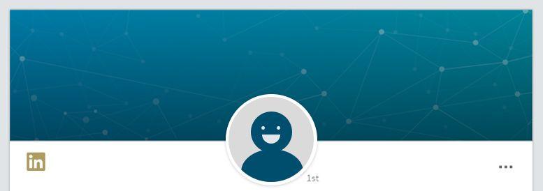 Fondo LinkedIn por defecto
