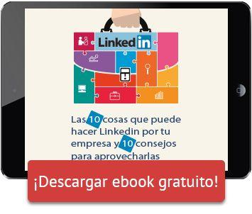 Ebook gratuito sobre Linkedin para empresas con 25 consejos