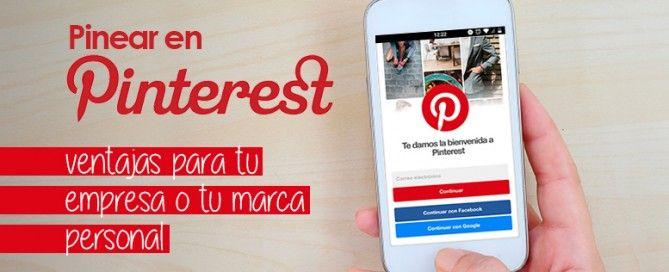 Pinear en Pinterest
