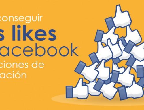 Cómo conseguir más likes en Facebook con acciones de participación