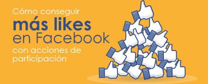 Más Likes en Facebook