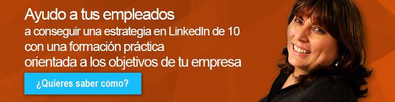 formación LinkedIn para empresas