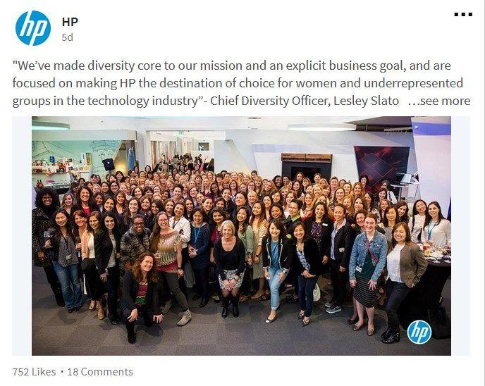 HP actualizacion