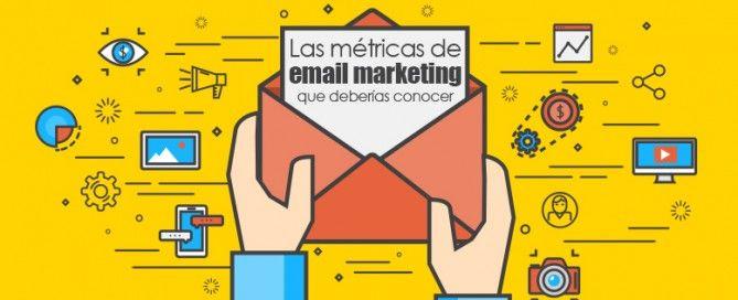 Las métricas de email marketing que deberías conocer
