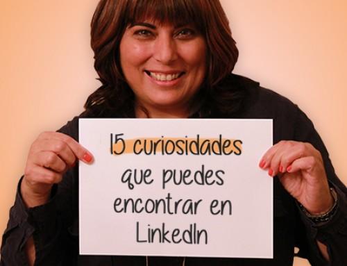 15 curiosidades que puedes encontrar en LinkedIn