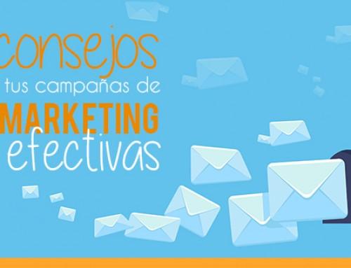 20 consejos para que tus campañas de email marketing sean efectivas