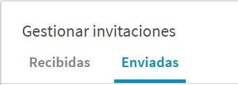 gestionar invitaciones en LinkedIn