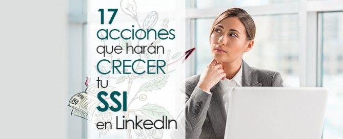 haz crecer tu Social Selling Index en LinkedIn