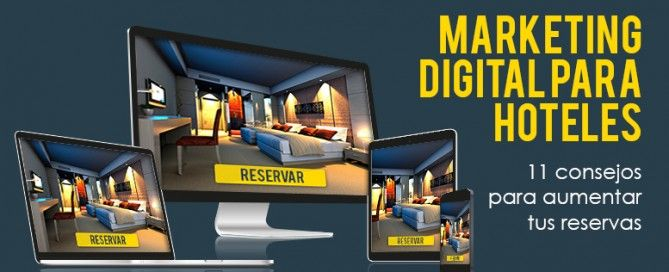 Marketing digital para hoteles