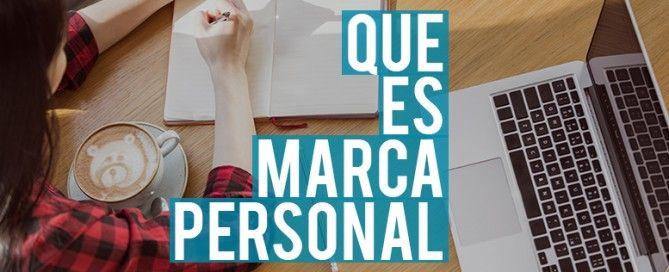 Qué es marca personal