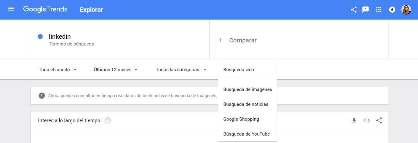 Cómo usar Google Trends