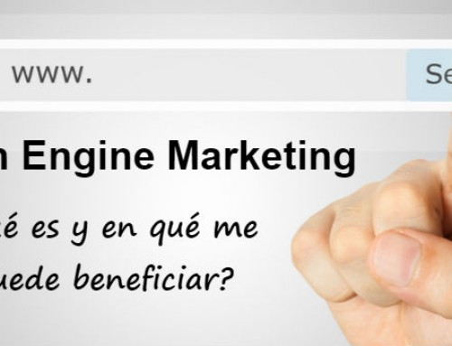 Search Engine Marketing: ¿Qué es y en qué me puede beneficiar?