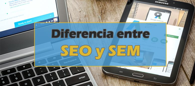 diferencias entre seo y sem