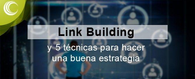 qué es linkbuilding y técnicas