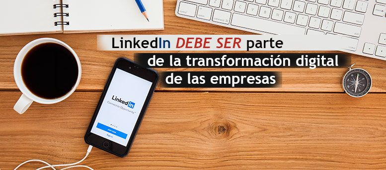 transformación digital empresas linkedin