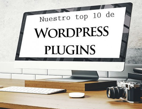Top 10 Plugins de WordPress gratuitos e imprescindibles (versión 2018)