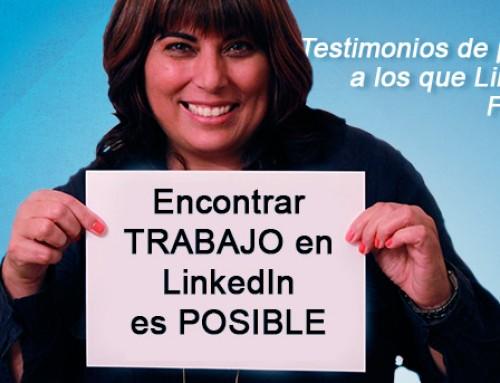 Buscar trabajo en LinkedIn ¡y encontrarlo! es posible