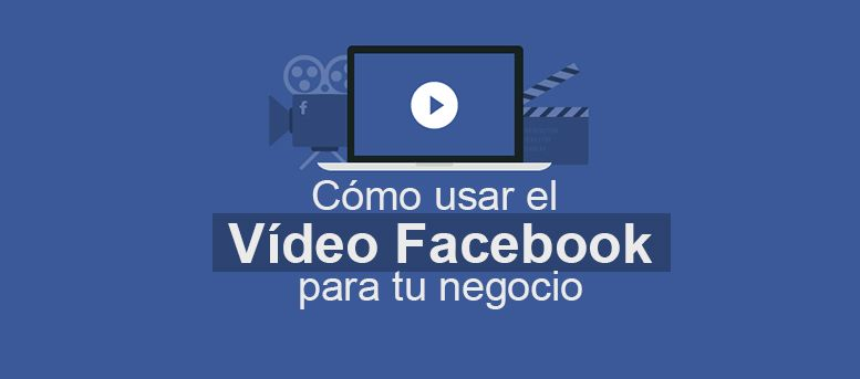 vídeo facebook
