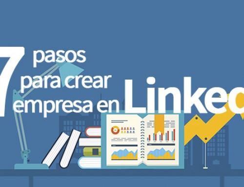 7 pasos para crear empresa en LinkedIn