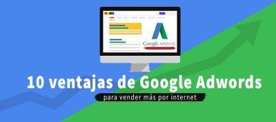 ventajas de google adwords