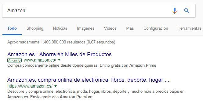 ventajas de google adwords marca