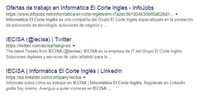 IECISA marketing B2B