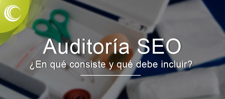 auditoría SEO