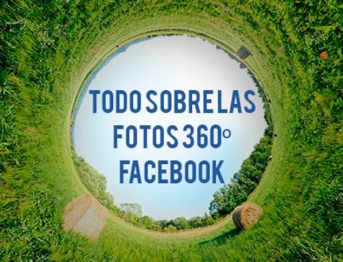 Todo sobre las fotos 360º Facebook