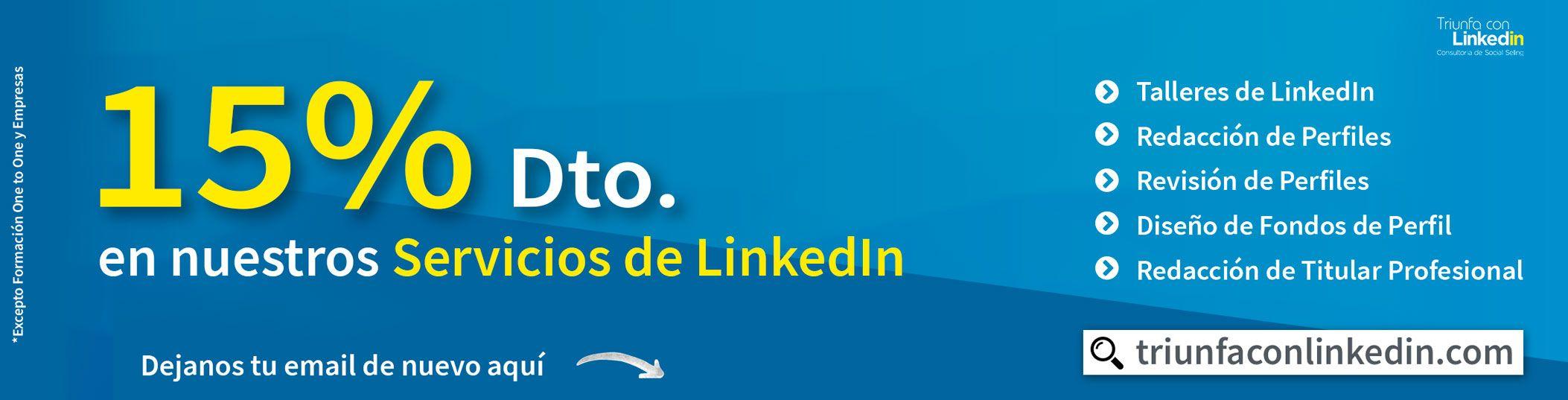 Servicios LinkedIn