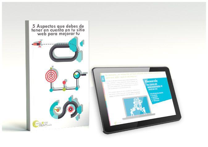 ebook tablet 5 aspectos mejorar seo web
