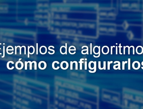 Ejemplos de algoritmos de la vida cotidiana y cómo configurarlos