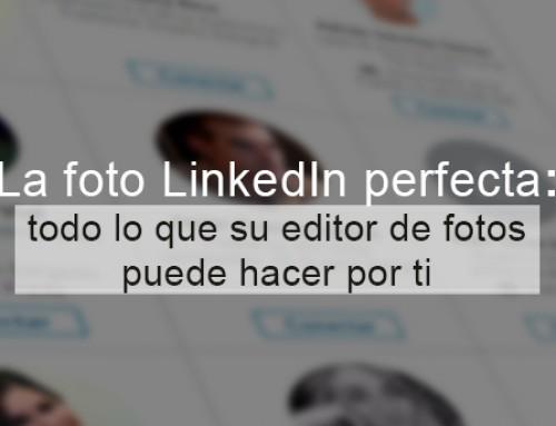La foto LinkedIn perfecta: todo lo que su editor de fotos puede hacer por ti