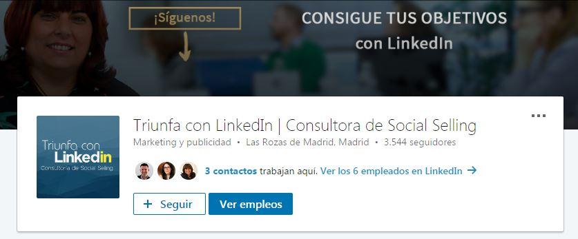 redes sociales para negocios linkedin