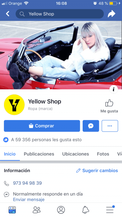 como vender en facebook app movil