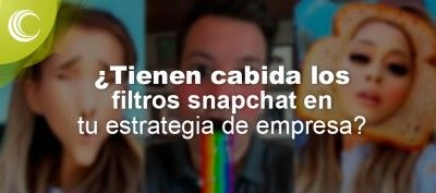 filtros snapchat