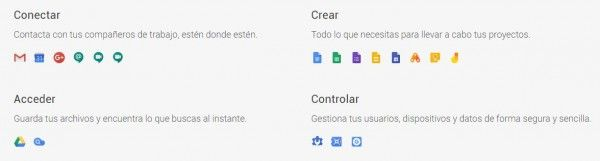 herramientas google suite