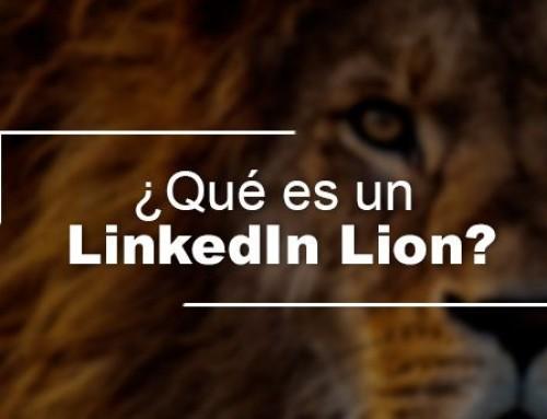 ¿Qué es un LinkedIn Lion?
