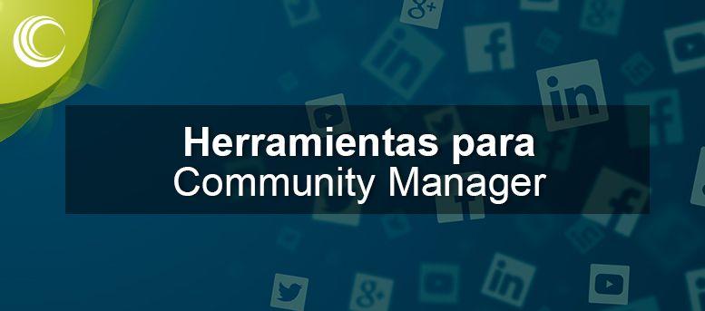 herramientas para community manager