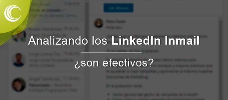 Analizando LinkedIn Inmail