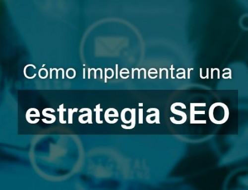 Estrategia SEO ➜ pasos y consejos para llevarla a cabo con éxito