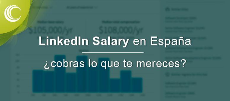 LinkedIn Salary en España