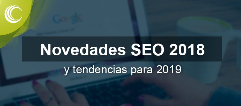 novedades seo 2018