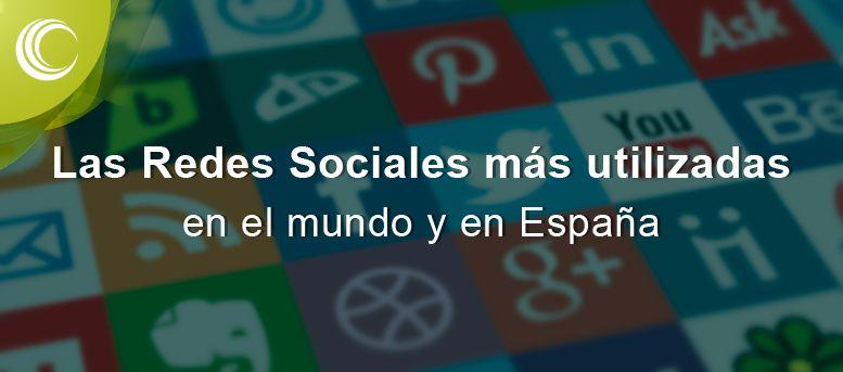 redes sociales mundo españa