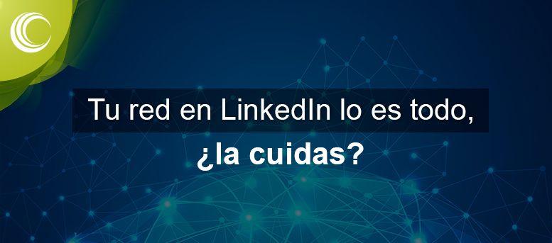 Tu red en LinkedIn lo es todo