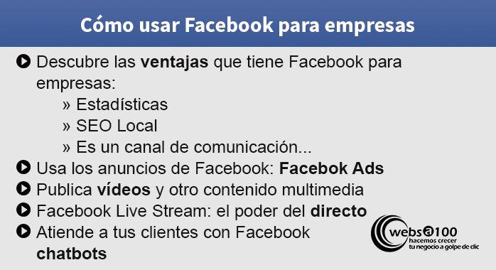 como-usar-facebook-para-empresas-infografia