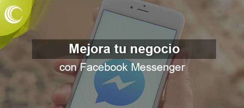 Facebook messenger empresas