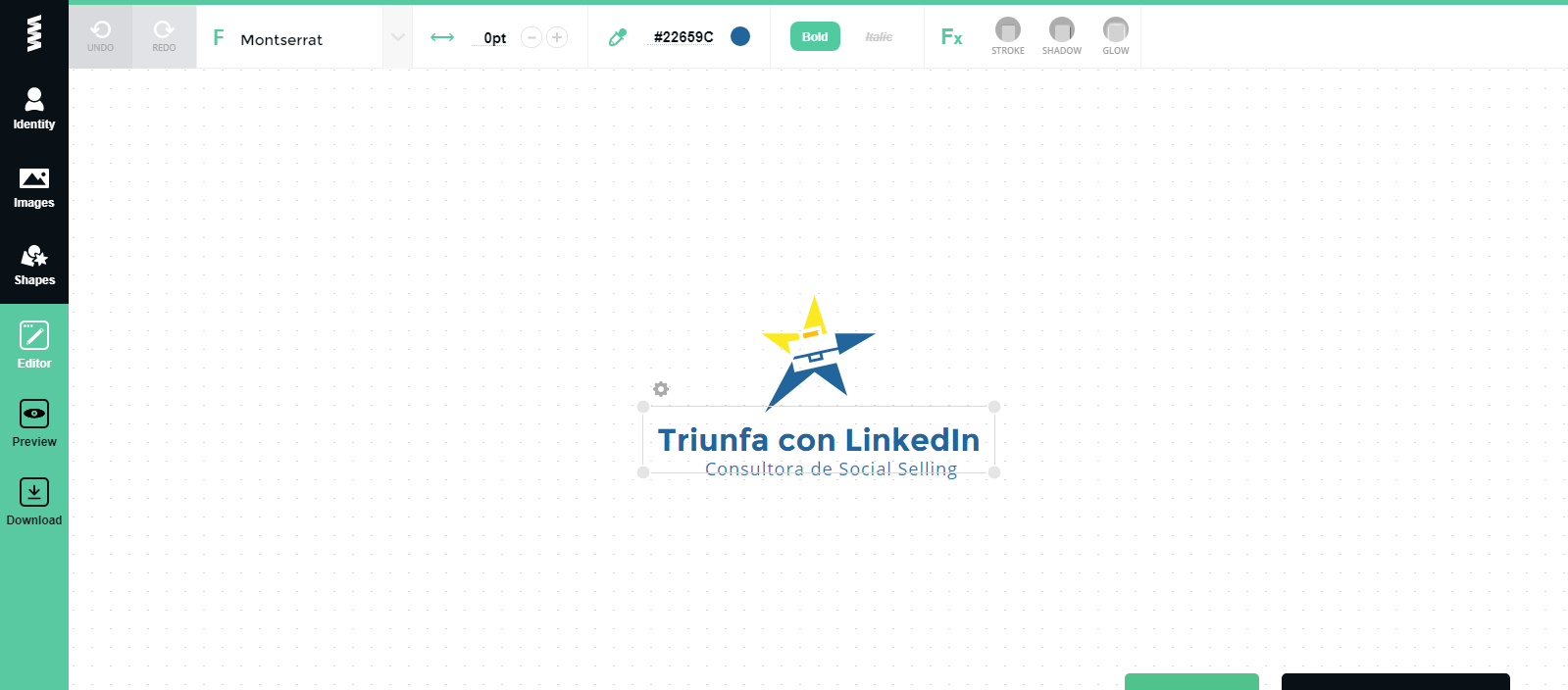 6 webs increíbles en las que crear un logo gratis para tu negocio GraphicSprings